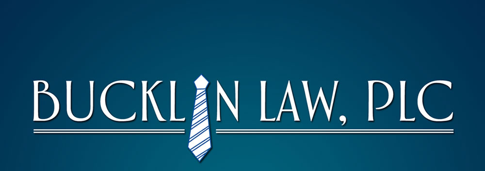 Coldwater MI Attorney - Bucklin Law PLC